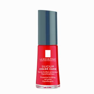 Abbildung von Roche Posay Silicium Color Care Nagellack 24 Rouge Parfait 6 ml