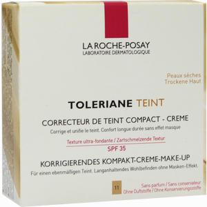 Abbildung von Roche- Posay Toleriane Teint Compact Creme Make- Up Nr. 11 Beige Clair 9 g