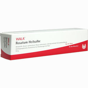 Abbildung von Rosatum Heilsalbe  100 g