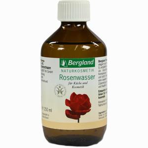 Abbildung von Rosenwasser 250 ml