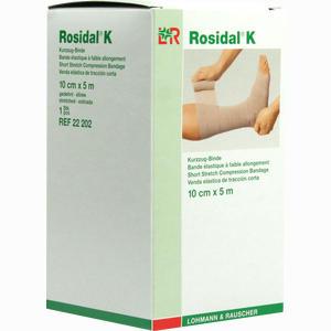 Abbildung von Rosidal Bin Kraeft 10cmx5m Binde 1 Stück