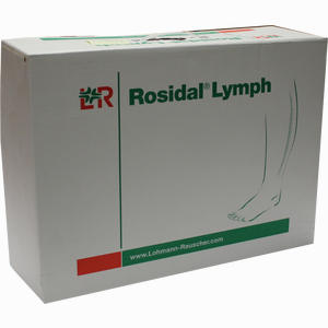 Abbildung von Rosidal Lymph Bein Groß Binde 1 Stück