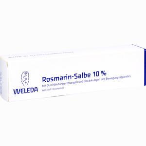 Abbildung von Rosmarin Salbe 10%  70 g