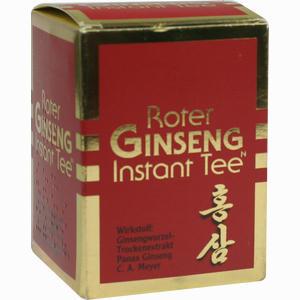 Abbildung von Roter Ginseng Instant Tee N Tee 50 g