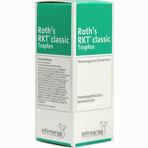 Abbildung von Roths Rkt Classic Tropfen  50 ml