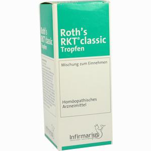 Abbildung von Roths Rkt Classic Tropfen  100 ml