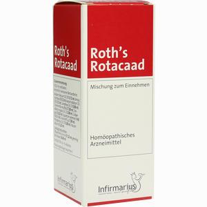 Abbildung von Roths Rotacaad Tropfen  50 ml