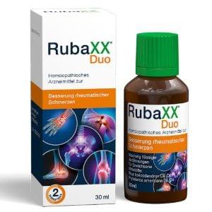 Abbildung von Rubaxx Duo Tropfen 30 ml
