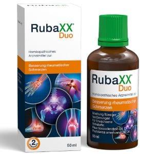 Abbildung von Rubaxx Duo Tropfen 50 ml