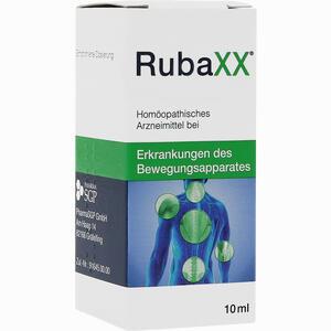 Abbildung von Rubaxx Tropfen  10 ml