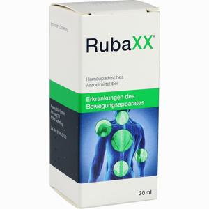 Abbildung von Rubaxx Tropfen 30 ml