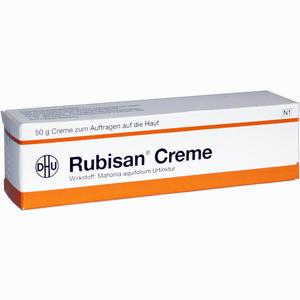 Abbildung von Rubisan Creme  50 g