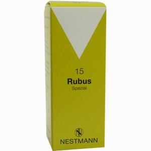 Abbildung von Rubus Spezial Nestmann 15 Tropfen  50 ml