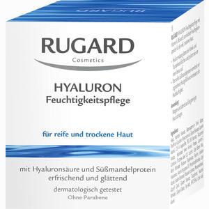Abbildung von Rugard Hyaluron Feuchtigkeitspflege Creme 100 ml