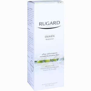 Abbildung von Rugard Oliven Body Lotion  200 ml