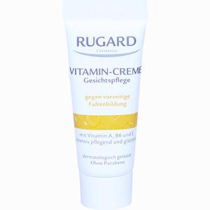 Abbildung von Rugard Vitamin Creme Gesichtspflege Tube  8 ml
