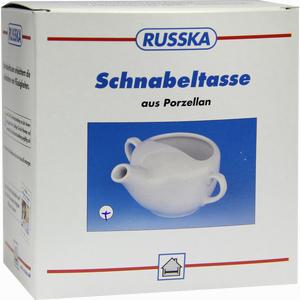 Abbildung von Russka Schnabeltasse Aus Porzellan 1 Stück