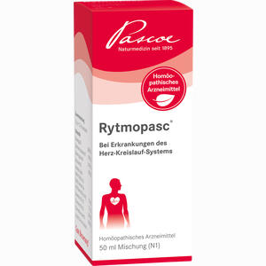 Abbildung von Rytmopasc Mischung Tropfen 50 ml