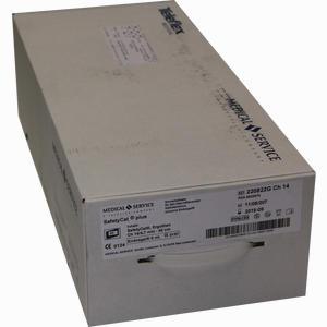 Abbildung von Safetycat Plus 40cm Ch14 Katheter 2 x 30 Stück