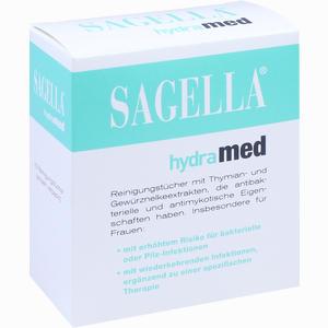 Abbildung von Sagella Hydramed Tücher 10 Stück
