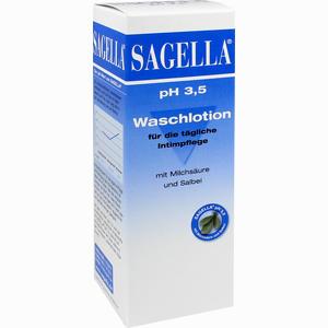 Abbildung von Sagella Ph 3.5 Waschemulsion  250 ml