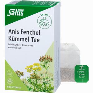 Abbildung von Salus Anis- Fenchel- Kümmeltee Filterbeutel 15 Stück