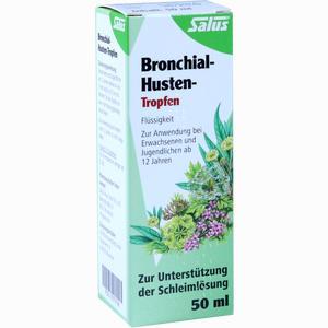 Abbildung von Salus Bronchial- Husten- Tropfen  50 ml