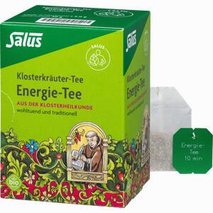Abbildung von Salus Energie- Tee Filterbeutel 15 Stück