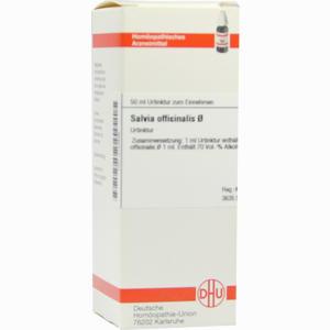 Abbildung von Salvia Offic Urtinktur Dilution 50 ml
