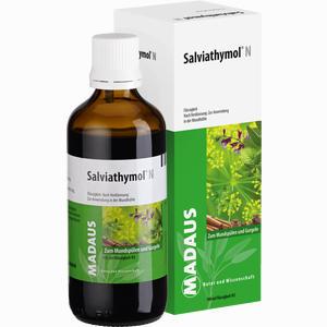 Abbildung von Salviathymol N Tropfen 100 ml