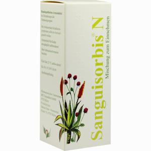Abbildung von Sanguisorbis N Lösung 50 ml