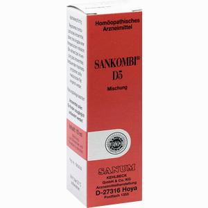 Abbildung von Sankombi D5 Tropfen 10 ml