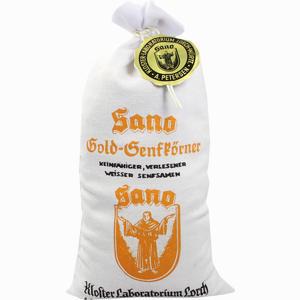 Abbildung von Sano Gold Senfkörner 500 g