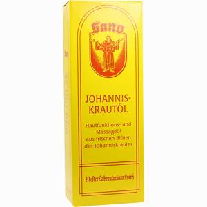 Abbildung von Sano Johanniskrautöl Öl 250 ml