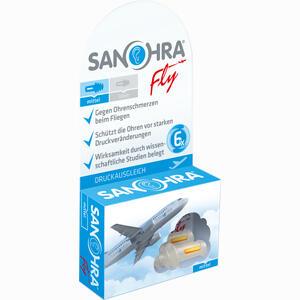 Abbildung von Sanohra Fly für Erwachsene Ohrenschutz 2 Stück