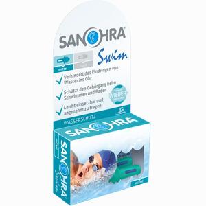 Abbildung von Sanohra Swim für Erwachsene Ohrenschutz 2 Stück