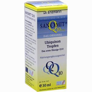Abbildung von Sanomit Q10 Flüssig 30 ml