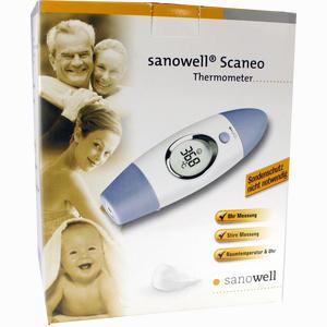 Abbildung von Sanowell Scaneo Thermometer 1 Stück