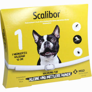 Abbildung von Scalibor Protectorband 48cm Vet. Halsband 1 Stück