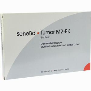 Abbildung von Schebo Tumor M2- Pk Darmkrebsvorsorge Test 1 Stück