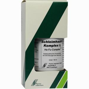 Abbildung von Schleimhaut- Komplex L Ho- Fu- Complex Tropfen 100 ml