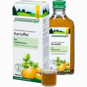 Abbildung von Schoenenberger Kartoffelsaft  200 ml
