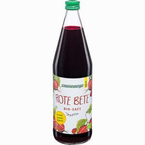 Abbildung von Schoenenberger Rote- Bete- Saft Bio  750 ml