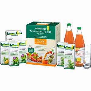 Abbildung von Schoenenberger Schlankheitskur Fruchtige Kombipackung 1 Packung