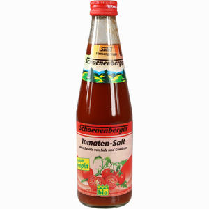 Abbildung von Schönenberger Tomatensaft Bio  330 ml