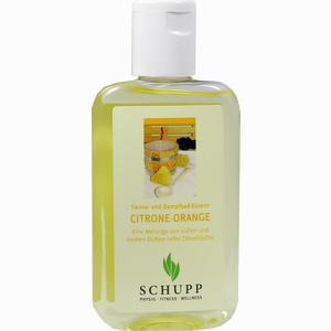 Abbildung von Schupp Sauna- und Dampfbad- Essenz Citrone- Orange  200 ml