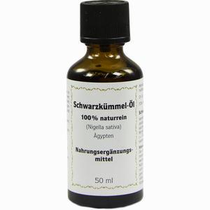 Abbildung von Schwarzkümmel- Öl 100% Naturrein  50 ml