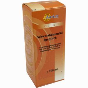 Abbildung von Schwarzkümmelöl Aurica Öl 100 ml