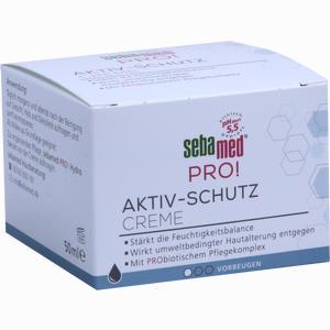 Abbildung von Sebamed Pro Aktiv- Schutz Creme 50 ml