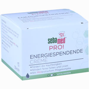 Abbildung von Sebamed Pro Energiespendende Creme 50 ml